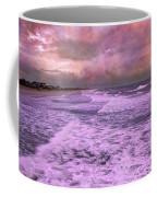 Purple Majesty  Coffee Mug by Betsy Knapp