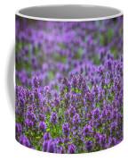 Purple Meadow 3 Coffee Mug