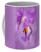 Purple Mist Orchid Coffee Mug