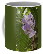 Purple Orchids 2 Coffee Mug