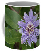 Purple Passionflower #2 Coffee Mug