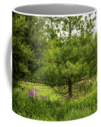Purple Patch Coffee Mug
