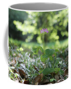 Purple Persists Coffee Mug