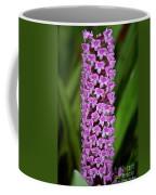 Purple Pillar Coffee Mug