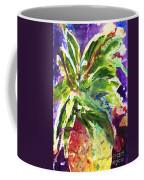 Purple Pineapple Coffee Mug