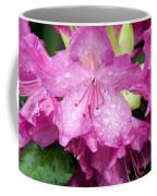 Purple Pink Horizontal Coffee Mug