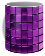Purple Pixels Coffee Mug