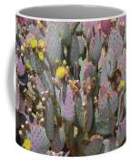 Purple Prickly Pear 1 Coffee Mug