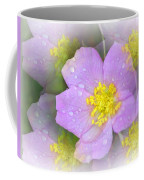 Purple Prism Coffee Mug