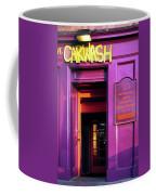 Purple Pub Coffee Mug