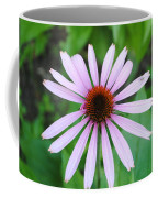 Purple Rays Coffee Mug