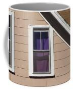 Purple Shade Composition Coffee Mug