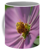 Purple Soft Petals Coffee Mug