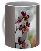 Purple Splash Orchid 1 Coffee Mug