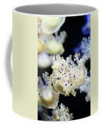 Purple Spotted Jellyfish  Coffee Mug