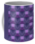 Purple Sun Deco Coffee Mug