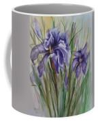 Purple Times 3 Coffee Mug
