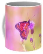 Purple Touch Coffee Mug