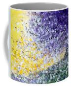 Purple Tree And The Afternoon Sun Coffee Mug