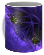 Purple Universe Coffee Mug