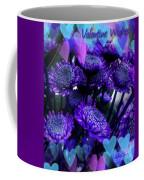 Purple  Valentine Coffee Mug