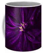 Purple Velvet Coffee Mug