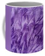 Purple Watercolor Art  Coffee Mug