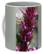 Purple Wildflower Coffee Mug