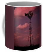 Purple Wind Coffee Mug