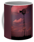 Purple Wind Coffee Mug