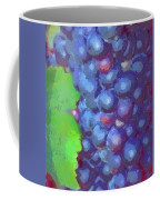 Purple Wine Grapes 2017 Coffee Mug