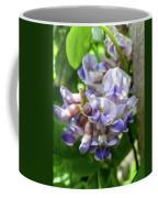 Purple Wisteria Coffee Mug