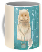 Purr, Smile Cat Coffee Mug