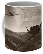 Pursuit Of The Fox Coffee Mug