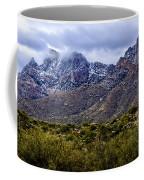 Pusch Ridge Snow No8 Coffee Mug