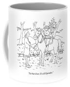Put That Down Its Still September Coffee Mug