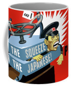 Put The Squeeze On The Japanese Coffee Mug
