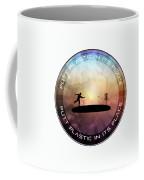 Putt Plastic In Its Place Coffee Mug