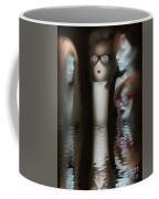 Putting Our Heads Together Coffee Mug
