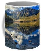 Pyramid Lake Resort Reflections Coffee Mug