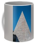 Pyramid Of Caius Cestius Coffee Mug