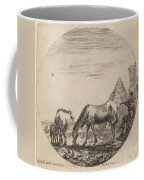 Pyramid Of Caius Cestius Coffee Mug