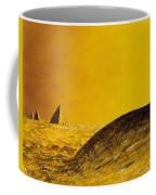 Pyramid Oil Coffee Mug