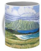 Pyramid Rock Coffee Mug