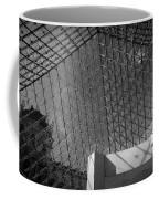 Pyramide Du Louvre Coffee Mug