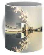 Q-city Four Coffee Mug