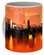 Q-city Zero Coffee Mug