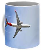 Qantas In Flight Coffee Mug