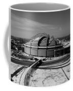 miller park - B - W Coffee Mug
