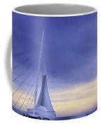 Quadracci Pavilion Sunrise Coffee Mug